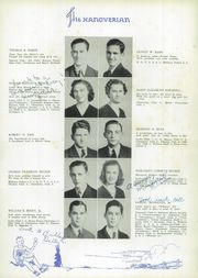 Page 16, 1940 Edition, New Hanover High School - Hanoverian Yearbook (Wilmington, NC) online yearbook collection