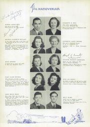 Page 17, 1940 Edition, New Hanover High School - Hanoverian Yearbook (Wilmington, NC) online yearbook collection