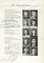 Page 13, 1943 Edition, New Hanover High School - Hanoverian Yearbook (Wilmington, NC) online yearbook collection