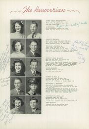 Page 14, 1943 Edition, New Hanover High School - Hanoverian Yearbook (Wilmington, NC) online yearbook collection