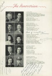 Page 16, 1943 Edition, New Hanover High School - Hanoverian Yearbook (Wilmington, NC) online yearbook collection