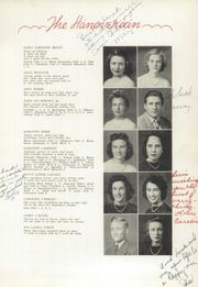 Page 17, 1943 Edition, New Hanover High School - Hanoverian Yearbook (Wilmington, NC) online yearbook collection