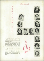 Page 150, 1949 Edition, New Hanover High School - Hanoverian Yearbook (Wilmington, NC) online yearbook collection
