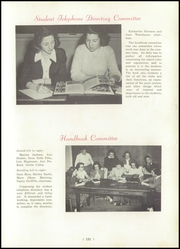 Page 155, 1949 Edition, New Hanover High School - Hanoverian Yearbook (Wilmington, NC) online yearbook collection