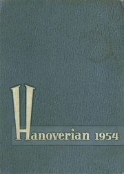 New Hanover High School - Hanoverian Yearbook (Wilmington, NC) online yearbook collection, 1954 Edition, Page 1