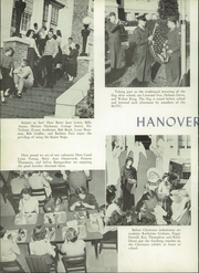 Page 12, 1954 Edition, New Hanover High School - Hanoverian Yearbook (Wilmington, NC) online yearbook collection