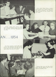Page 15, 1954 Edition, New Hanover High School - Hanoverian Yearbook (Wilmington, NC) online yearbook collection