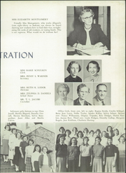 Page 17, 1954 Edition, New Hanover High School - Hanoverian Yearbook (Wilmington, NC) online yearbook collection