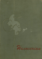 New Hanover High School - Hanoverian Yearbook (Wilmington, NC) online yearbook collection, 1955 Edition, Page 1