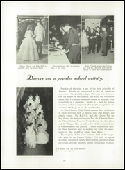 Page 16, 1959 Edition, New Hanover High School - Hanoverian Yearbook (Wilmington, NC) online yearbook collection