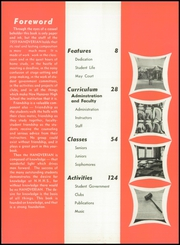 Page 8, 1959 Edition, New Hanover High School - Hanoverian Yearbook (Wilmington, NC) online yearbook collection
