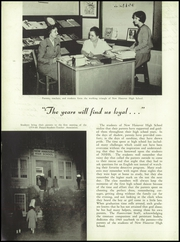 Page 10, 1960 Edition, New Hanover High School - Hanoverian Yearbook (Wilmington, NC) online yearbook collection
