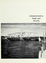 Page 11, 1970 Edition, Cape Fear Community College - Bridge (Wilmington, NC) online yearbook collection