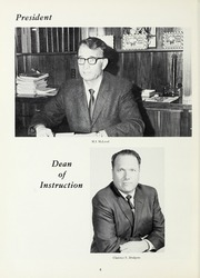 Page 12, 1970 Edition, Cape Fear Community College - Bridge (Wilmington, NC) online yearbook collection