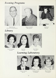 Page 16, 1970 Edition, Cape Fear Community College - Bridge (Wilmington, NC) online yearbook collection