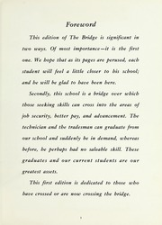 Page 7, 1970 Edition, Cape Fear Community College - Bridge (Wilmington, NC) online yearbook collection