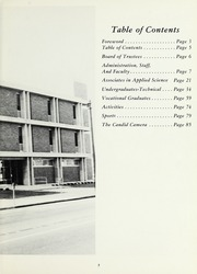 Page 9, 1970 Edition, Cape Fear Community College - Bridge (Wilmington, NC) online yearbook collection