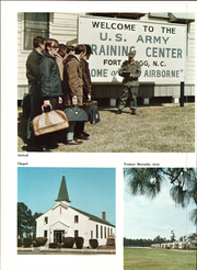 Page 12, 1969 Edition, US Army Training Center - Yearbook (Fort Bragg, NC) online yearbook collection