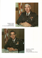 Page 7, 1969 Edition, US Army Training Center - Yearbook (Fort Bragg, NC) online yearbook collection