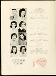 Page 12, 1945 Edition, Gardner Webb University - Web Yearbook (Boiling Springs, NC) online yearbook collection