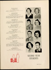Page 13, 1945 Edition, Gardner Webb University - Web Yearbook (Boiling Springs, NC) online yearbook collection