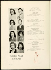 Page 16, 1945 Edition, Gardner Webb University - Web Yearbook (Boiling Springs, NC) online yearbook collection