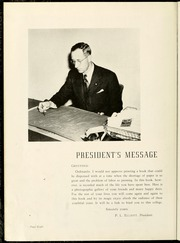 Page 8, 1945 Edition, Gardner Webb University - Web Yearbook (Boiling Springs, NC) online yearbook collection