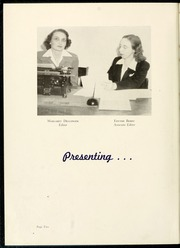 Page 6, 1947 Edition, Gardner Webb University - Web Yearbook (Boiling Springs, NC) online yearbook collection