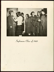 Page 18, 1949 Edition, Gardner Webb University - Web / Anchor Yearbook (Boiling Springs, NC) online yearbook collection