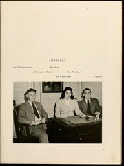 Page 19, 1949 Edition, Gardner Webb University - Web / Anchor Yearbook (Boiling Springs, NC) online yearbook collection