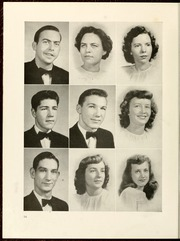 Page 20, 1949 Edition, Gardner Webb University - Web / Anchor Yearbook (Boiling Springs, NC) online yearbook collection