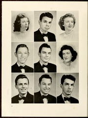 Page 22, 1949 Edition, Gardner Webb University - Web / Anchor Yearbook (Boiling Springs, NC) online yearbook collection