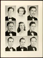 Page 26, 1949 Edition, Gardner Webb University - Web / Anchor Yearbook (Boiling Springs, NC) online yearbook collection