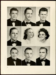 Page 32, 1949 Edition, Gardner Webb University - Web / Anchor Yearbook (Boiling Springs, NC) online yearbook collection