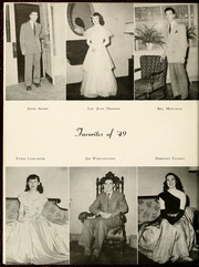 Page 34, 1949 Edition, Gardner Webb University - Web / Anchor Yearbook (Boiling Springs, NC) online yearbook collection