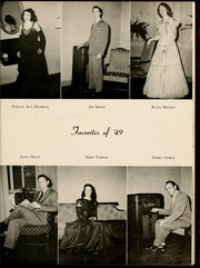 Page 35, 1949 Edition, Gardner Webb University - Web / Anchor Yearbook (Boiling Springs, NC) online yearbook collection