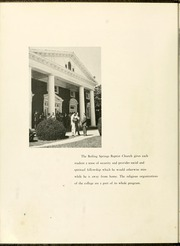 Page 10, 1950 Edition, Gardner Webb University - Web Yearbook (Boiling Springs, NC) online yearbook collection