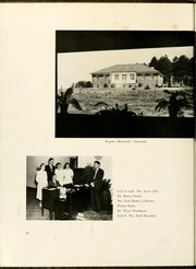 Page 14, 1950 Edition, Gardner Webb University - Web Yearbook (Boiling Springs, NC) online yearbook collection