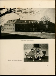 Page 15, 1950 Edition, Gardner Webb University - Web Yearbook (Boiling Springs, NC) online yearbook collection