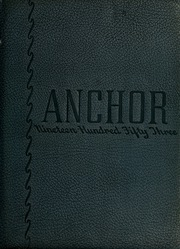 Gardner Webb University - Web / Anchor Yearbook (Boiling Springs, NC) online yearbook collection, 1953 Edition, Page 1
