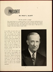Page 13, 1954 Edition, Gardner Webb University - Web Yearbook (Boiling Springs, NC) online yearbook collection
