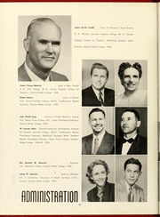 Page 14, 1954 Edition, Gardner Webb University - Web Yearbook (Boiling Springs, NC) online yearbook collection