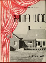 Page 6, 1954 Edition, Gardner Webb University - Web Yearbook (Boiling Springs, NC) online yearbook collection