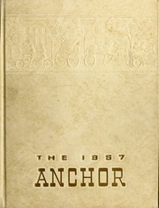 Gardner Webb University - Web / Anchor Yearbook (Boiling Springs, NC) online yearbook collection, 1957 Edition, Page 1