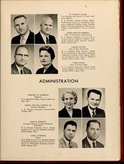 Page 17, 1958 Edition, Gardner Webb University - Web Yearbook (Boiling Springs, NC) online yearbook collection