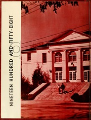 Page 6, 1958 Edition, Gardner Webb University - Web Yearbook (Boiling Springs, NC) online yearbook collection
