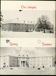 Page 10, 1959 Edition, Gardner Webb University - Web Yearbook (Boiling Springs, NC) online yearbook collection