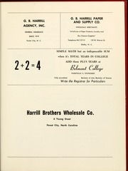 Page 141, 1961 Edition, Gardner Webb University - Web / Anchor Yearbook (Boiling Springs, NC) online yearbook collection