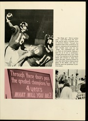 Page 15, 1970 Edition, Gardner Webb University - Web Yearbook (Boiling Springs, NC) online yearbook collection