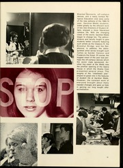 Page 17, 1970 Edition, Gardner Webb University - Web Yearbook (Boiling Springs, NC) online yearbook collection